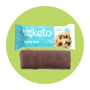 Kiss My Keto Cookie Dough