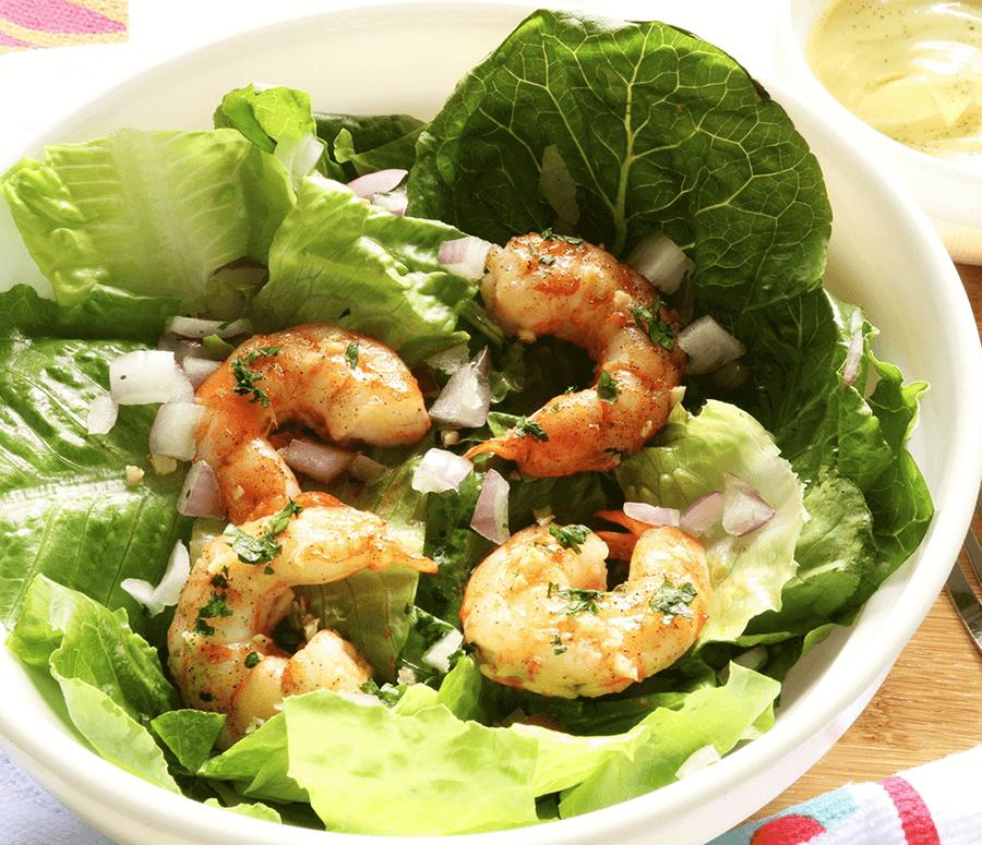 Keto Shrimp Salad Recipe