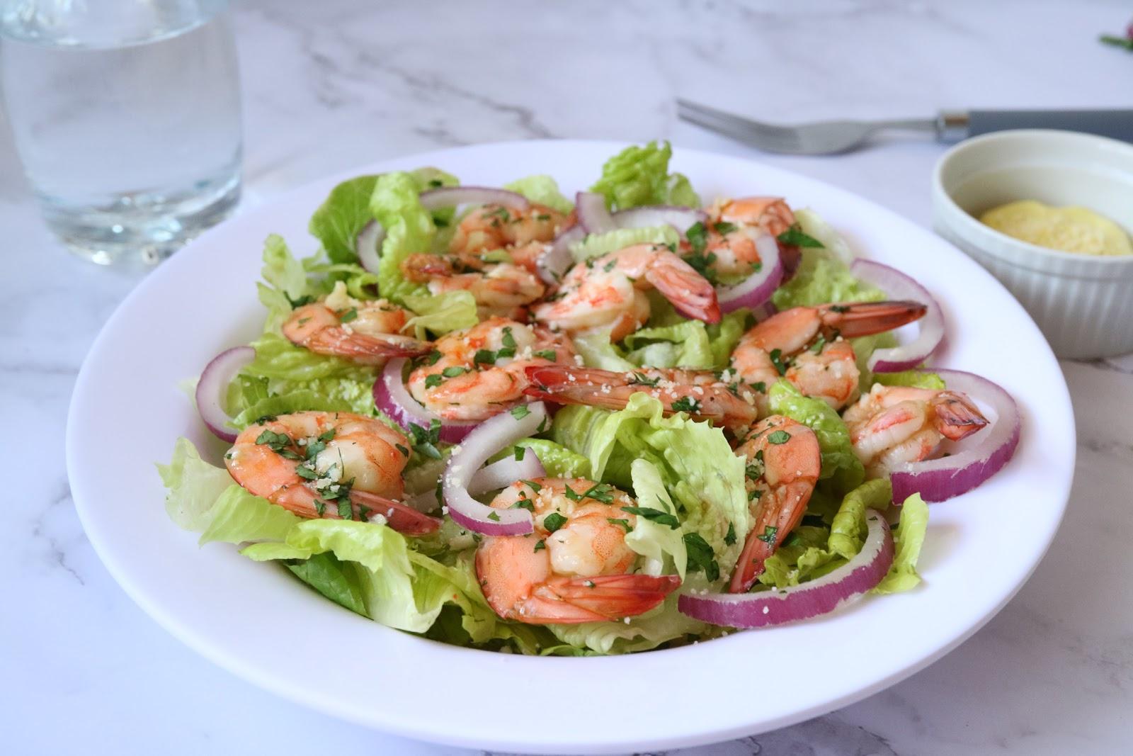 final keto shrimp salad