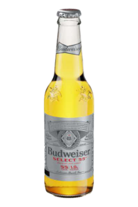 Budweiser Select 55 Premium Light