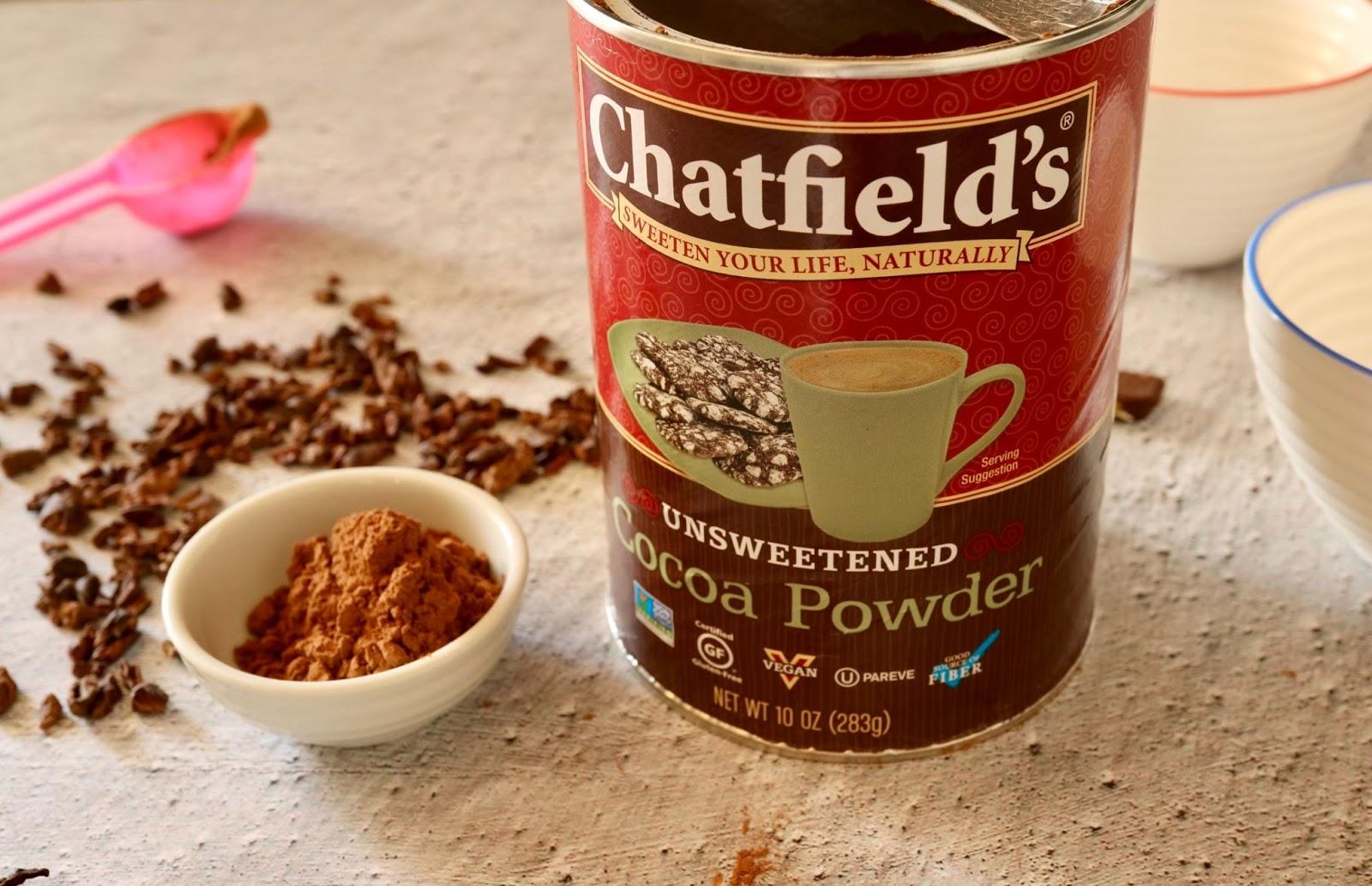 chatfield's cocoa powder